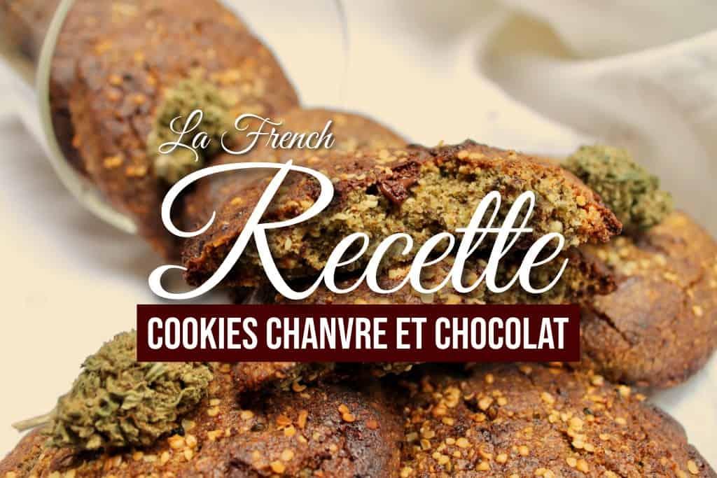 recette cookies au chanvre